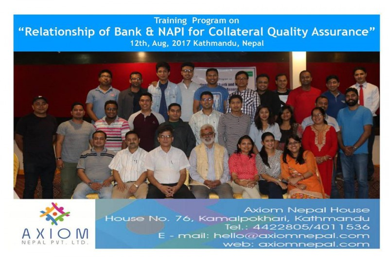 Napi Training- Nabil Bank
